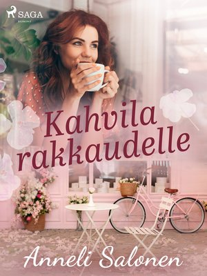 cover image of Kahvila rakkaudelle