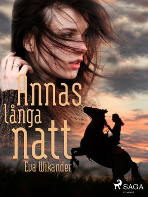cover image of Annas långa natt