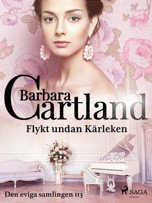 cover image of Flykt undan kärleken