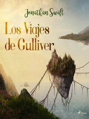 cover image of Los viajes de Gulliver--dramatizado