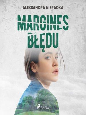 cover image of Margines błędu