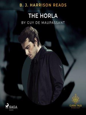 cover image of B. J. Harrison Reads the Horla