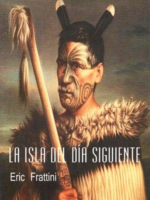 cover image of La isla del día siguiente