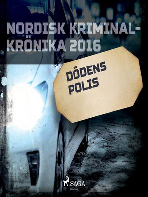cover image of Dödens polis