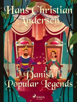 cover image of Danish Popular Legends
