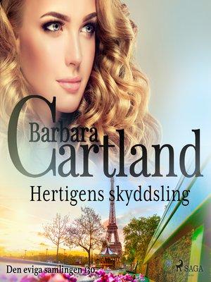 cover image of Hertigens skyddsling