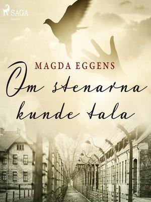 cover image of Om stenarna kunde tala