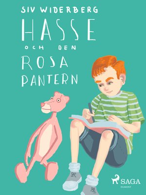 cover image of Hasse och den rosa pantern