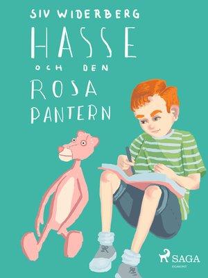 cover image of Hasse och den rosa pantern