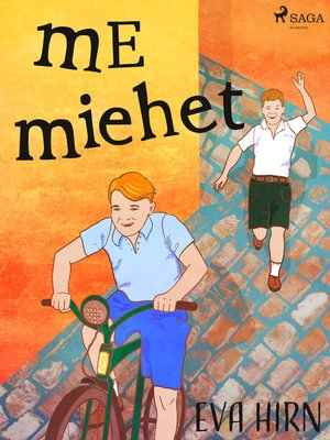 cover image of Me miehet