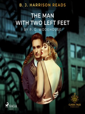 cover image of B. J. Harrison Reads the Man With Two Left Feet