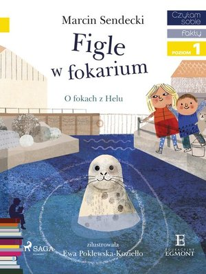 cover image of Figle w Fokarium