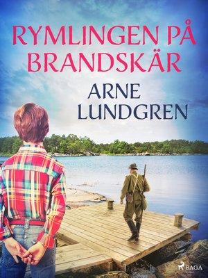 cover image of Rymlingen på Brandskär