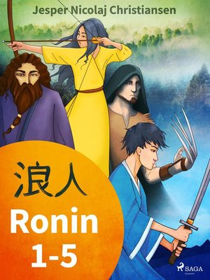 cover image of Ronin 1-5