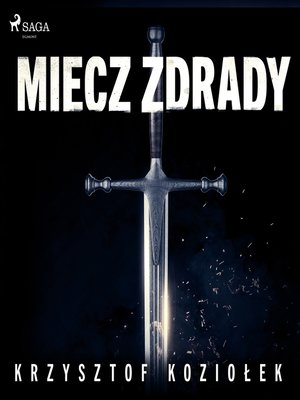 cover image of Miecz zdrady