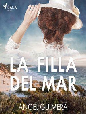 cover image of La filla del mar