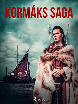 cover image of Kormáks saga