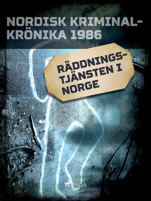 cover image of Räddningstjänsten i Norge
