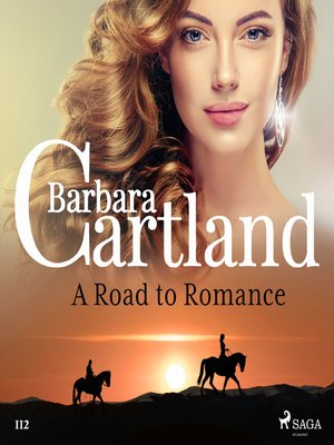 cover image of A Road to Romance (Barbara Cartland's Pink Collection 112)