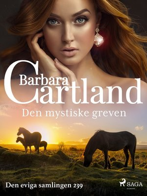 cover image of Den mystiske greven