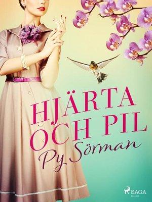 cover image of Hjärta och pil