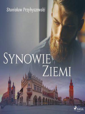 cover image of Synowie ziemi