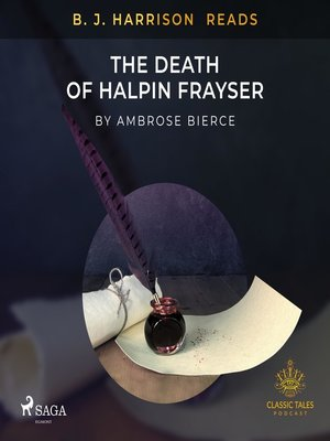 cover image of B. J. Harrison Reads the Death of Halpin Frayser