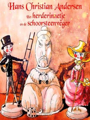 cover image of Het herderinnetje en de schoorsteenveger