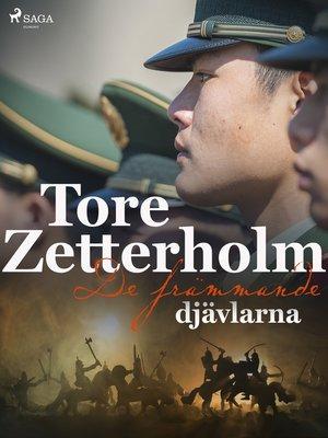 cover image of De främmande djävlarna