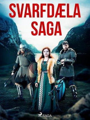 cover image of Svarfdæla saga
