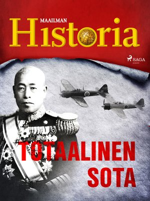 cover image of Totaalinen sota