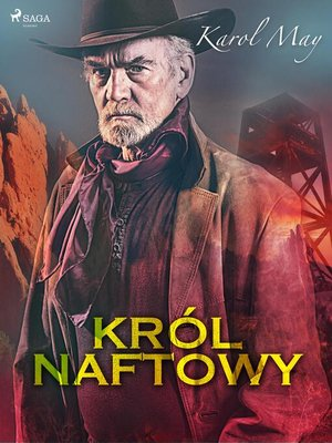 cover image of Król naftowy