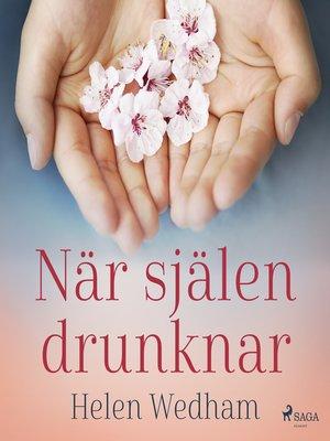cover image of När själen drunknar
