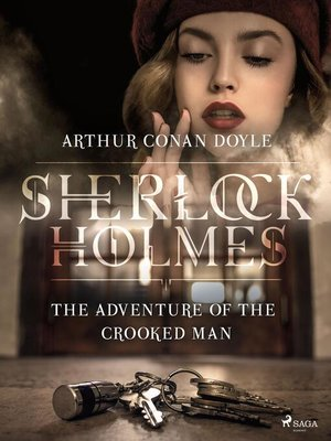 cover image of The Adventure of the Crooked Man