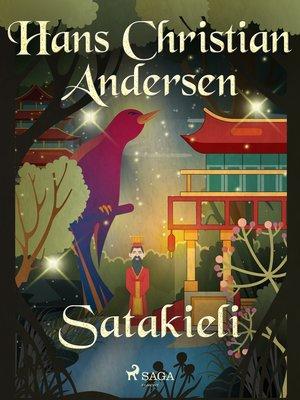 cover image of Satakieli