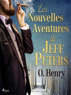 cover image of Les Nouvelles Aventures de Jeff Peters
