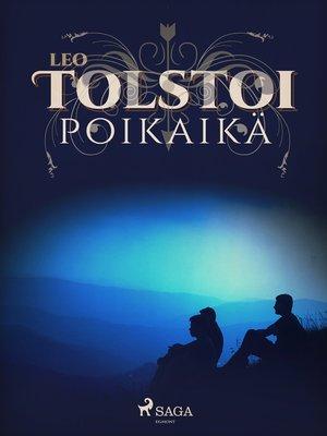 cover image of Poikaikä