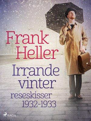 cover image of Irrande vinter