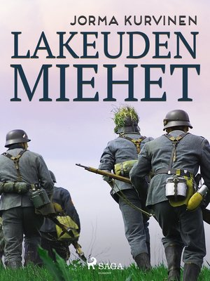 cover image of Lakeuden miehet