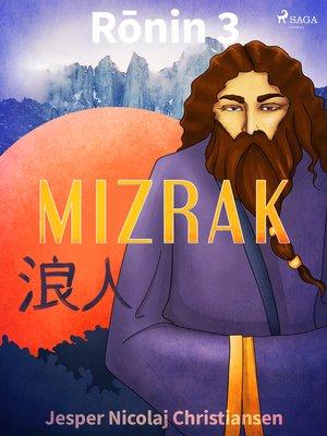 cover image of Ronin 3--Mızrak