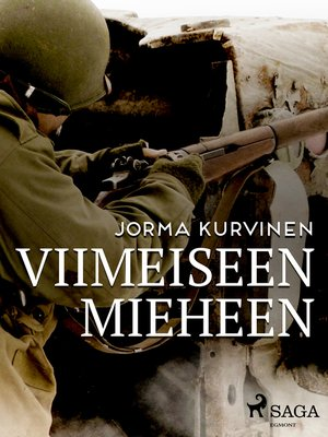 cover image of Viimeiseen mieheen