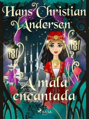 cover image of A mala encantada