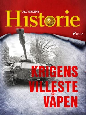 cover image of Krigens villeste våpen