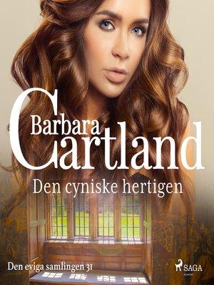 cover image of Den cyniske hertigen