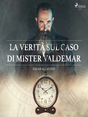 cover image of La verità sul caso di mister Valdemar