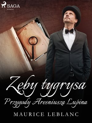 cover image of Zęby tygrysa
