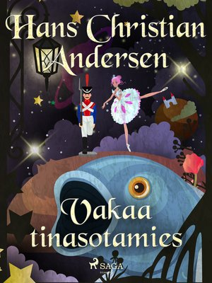 cover image of Vakaa tinasotamies