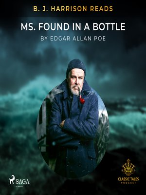 cover image of B.J. Harrison Reads MS. Found in a Bottle