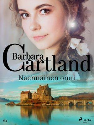 cover image of Näennäinen onni