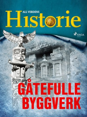 cover image of Gåtefulle byggverk